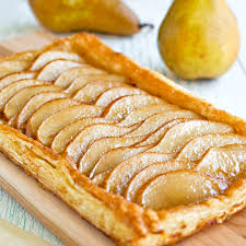 Ginger Pear Tart Tried This Last Night And It Was Easy Delicious Mine