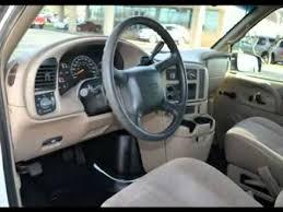 2000 GMC SAFARI CARGO VAN Austin TX YB519121