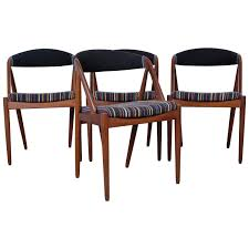 Set Of Four Dining Chairs In Teak By Kai Kristiansen, Model 31 | My ... Four Ding Chairs In Stain Beech Teak Upholstered With Black Leatherette Art Nouveau Or Deco Shield Back Antique Ding Chairs Set Of Vintage Four By Helge Sibast For Early 19th Century Round Bdmeier Table Moes Home Collection Calvin Sadlers Johannes Andersen Denmark Circa 1950 Victorian Walnut The Shop Fashionchrystal Setfour Includedtransparent 5 Pc Counter Height Room Setpub And 4 East West Fniture Mid Modern Lawrence Peabody