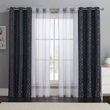 coffee colored custom made living room sheer curtains buy