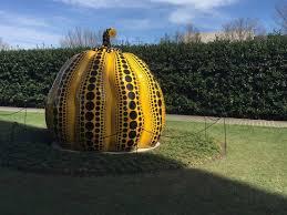 Yayoi Kusama Pumpkin Sculpture by Yayoi Kusama U0027s Pumpkin Picture Of Hirshhorn Museum And