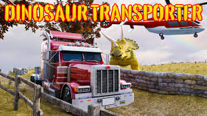 Dinosaur Zoo Transport Truck APK 1.2.4 Download - Free Games APK ... Matchbox On A Mission Dino Trapper Trailer Dinosaur Toys For Kids Yeesn Transport Carrier Truck Toy With 6 Mini Plastic Amazoncom Nickelodeon Blaze And The Monster Machines Party Favors Big Boots Adventure Squad Vehicle Funny Digger 3 Games Fun Driving Care Car For Kids By Yateland Buy Tablets Online Transporter Walmartcom Fisherprice Imaginext Jurassic World Hauler Target Dinosaurs Trucks Collide In Dreamworks New Netflix Kid Series