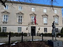100 Homes For Sale In Norway The Embassy Of In Washington DC Nearby