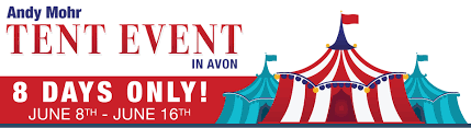New & Used Car Tent Sale Avon IN | Andy Mohr Automotive 2018 Lvo Vnrt640 For Sale In Indianapolis Indiana Www Andy Mohr Andymohrtweets Twitter Chevy Trax Review Plainfield In Chevrolet 2017 Ford F750 New Used Dealer F150 Lariat Ford F250 Sd 5002101482 F350 Super Duty Truck Interior Wows Order Parts Center Commercial Trucks 2016 Tundra Bed Cfigurations Accsories Body Shops In Collision