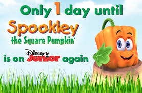 Spookley The Square Pumpkin by Disney Junior On Twitter