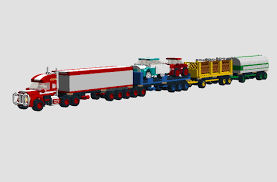 LEGO IDEAS - Product Ideas - Australian Truck Investing In Transports Intermodal Part Of Freight Business Is James Trucks Thomas The Tank Engine Wikia Fandom Powered By Largest Freight Planes Trains Ships And Ever Freightos Video Shows Truck Trapped At Level Crossing Hit Train The Driver Leaps To Safety As Train Crashes Into Truck Youtube Seeing Trains On Trucks A Fairly Common Flickr Daryl Dickenson Transport Road Combinations Hits Dump Stow Fox8com Versus Tell Me About With Colored O Gauge Railroading