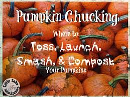 Highwood Pumpkin Festival 2017 by Pumpkin Chucking Where To Toss Smash And Compost Your Pumpkins