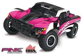 Traxxas Slash 1/10-Scale 2WD Short Course Racing Truck With TQ & On ...
