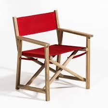 siege metteur en fauteuil metteur en scène alfred