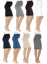 maternity skirts ebay