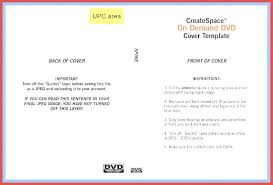 Cover Template Word Thin Dvd Case Slimline Images Of Movie Download