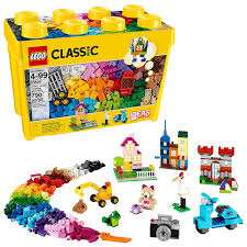 LEGO Large Creative Box 10697 Classic LEGO Shop