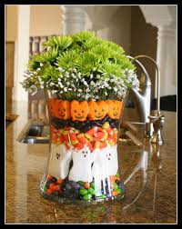 Pumpkin Puke Guacamole by Peeps Candy Corn And Purple Black Orange Green Jelly Beans And