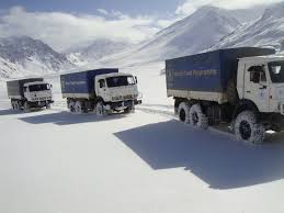 100 Northeastern Trucks Through Drought Snow And Conflict USAID Responds In Afghanistan