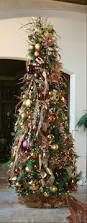 Raz Artificial Christmas Trees by Christmas Tree Earth Tones Christmas Decoration Ideas
