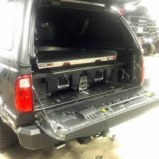 100 Truck Bed Lighting System DECKED Storage