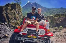 Full Day Merapi Volcano And Jomblang Cave Tour By Jeep From Yogyakarta Indonesia Asia