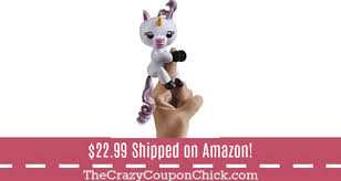 GO GiGi The Unicorn Fingerling ONLY 2299 Originally 90 Shipped From Amazon Lowest Price So Far