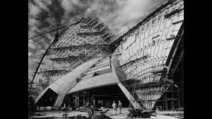 Dupain Image Of The Opera House During Construction