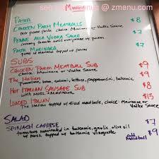 100 Food Trucks Tulsa Online Menu Of Mangiamo Truck Restaurant Oklahoma