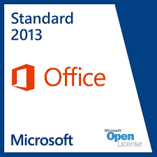 Microsoft fice Standard 2013 Open License