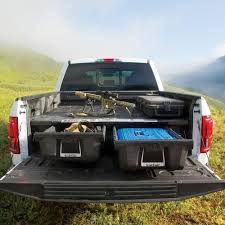 100 Truck Bed Gun Storage DECKED System