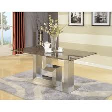 Cheap Artemis Granite Contemporary Dining Table Set In White For Sale Online At Cheapest Prices