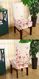 Plastic Seat Covers For Dining Room Chairs by Best 25 Chair Seat Covers Ideas On Pinterest Dining Room Chair