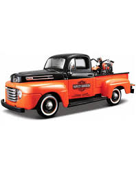 100 Toy Ford Trucks 1948 Pick Up Harley Replica Whos Who In The Zoo