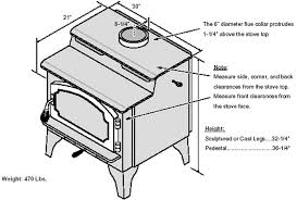 Liberty Wood Stove