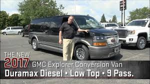 New 2017 GMC Duramax Diesel Explorer Conversion Van