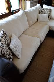 Replacement Sofa Pillow Inserts by Inside Out Design How To Make New Back Cushions For A Couch
