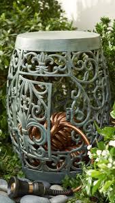 Decorative Brass Hose Bibs by 19 Best Hose Holders Images On Pinterest Garden Hose Holder