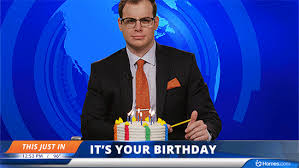 New Trendy GIF Giphy News Birthday Happy Anchorman Breaking Anchor This Just