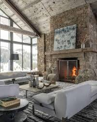 100 Mountain Design Group Dreamy Rusticmodern Mountain Dwelling Surrounded By Big Sky