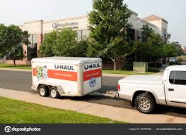 U-Haul Cargo Trailer – Stock Editorial Photo © Irkin09 #165190354