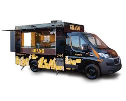 Mobile Panel Van Food Truck | Junk Mail