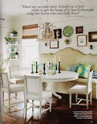 Dining Room Bench Back Idea Would Love An Inviting Like This