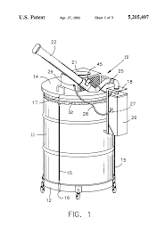 patent us5205497 fluorescent l crusher patents