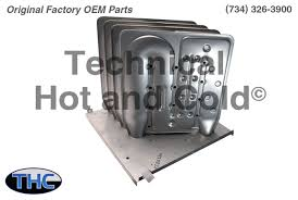 National fort Products CPG Heat Exchanger