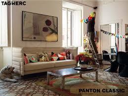 vitra panton chair classic verner panton