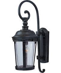 maxim lighting 3023 dover 8 inch wide 1 light outdoor wall light