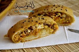 recettes de cuisine tunisienne brioché farci à la tunisienne