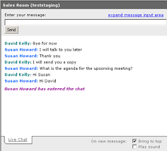Permanent Chat Rooms