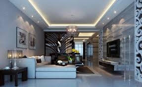 Room Marble Wall With Tv