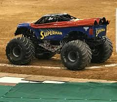 Superman | Monster Trucks Wiki | FANDOM Powered By Wikia