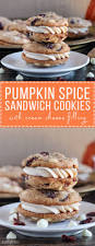 Krusteaz Pumpkin Spice Pancake Recipe by Pumpkin Spice Cookie Sandwiches With Cream Cheese Filling Bakerita