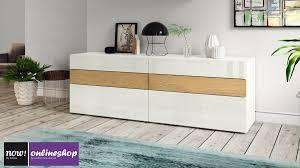 hülsta now vision sideboard 1423 6schubladen versch designs h70 4xb211 3xt52cm