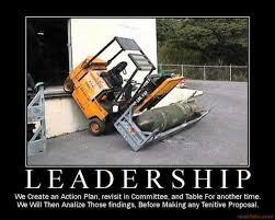 Leadership Demotivational Poster 1237740501