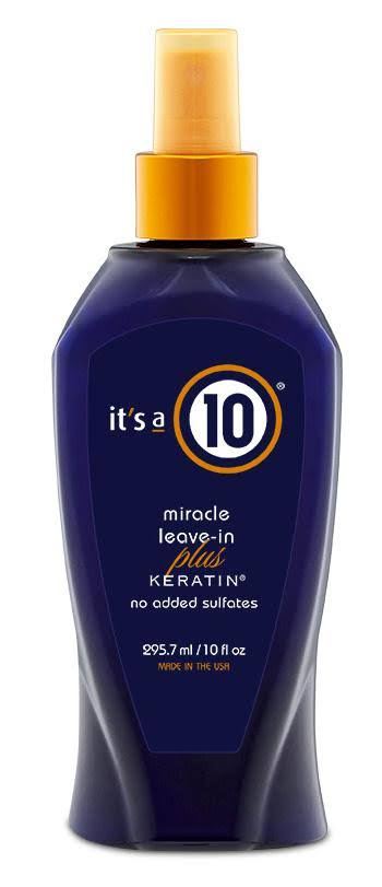 Its A 10 Miracle Leave-In plus Keratin - 10 oz